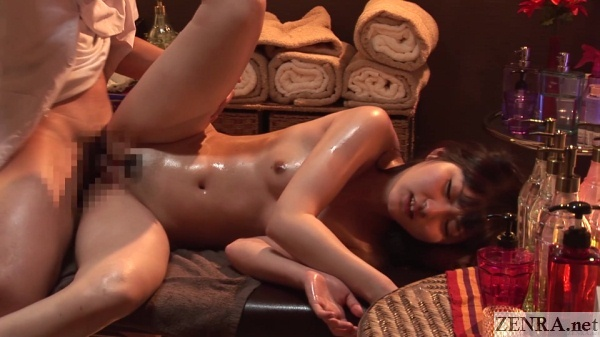 japanese massage gone very wrong