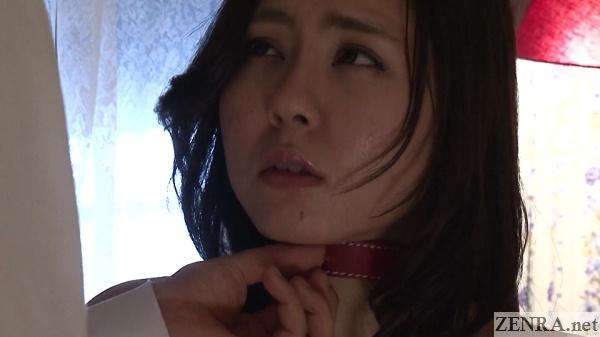 miyuki ojima in collar