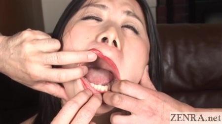 japanese facial destruction