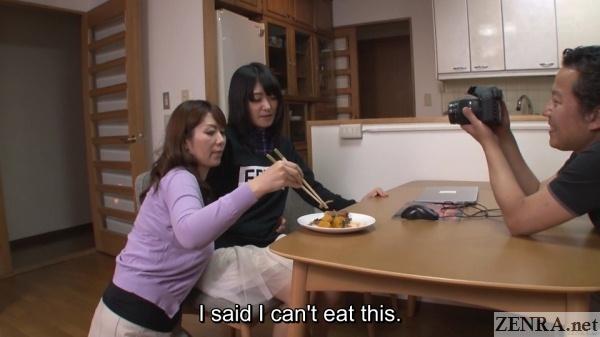 picky japanese teen dinner time