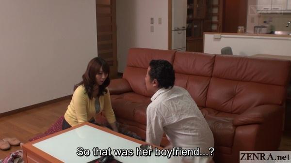 surprise boyfriend visit japan
