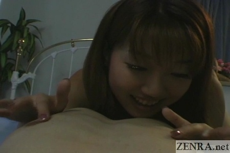 pov nipple rubbing foreplay