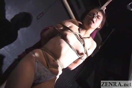 japanese bondage in action