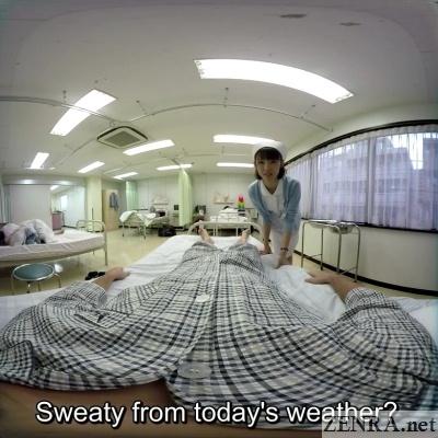 japanese nurse kana morisawa