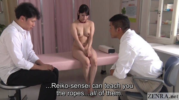 cmnf enf stark naked japanese teacher in nurse office