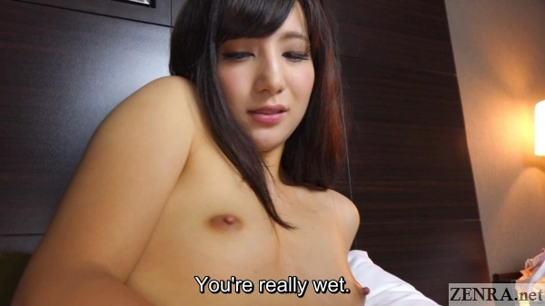 embarrassed topless japanese amateur