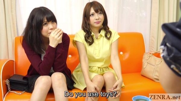 sex toy questionnaire in japan