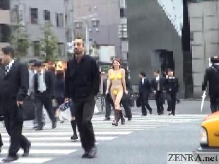 extreme japanese public exposure