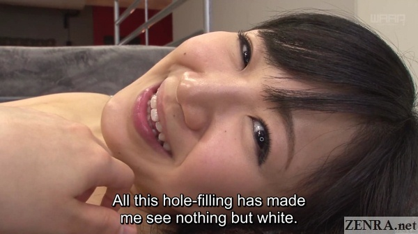 maki hoshikawa after double penetration interview