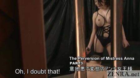 topless mistress anna okina