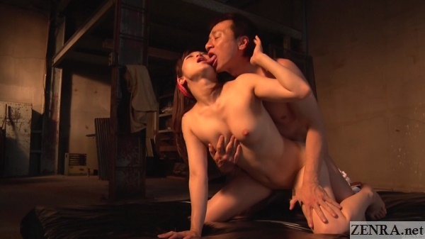 postwar japan illegal brothel full service sex