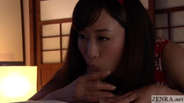 yuu kawakami beautiful blowjob