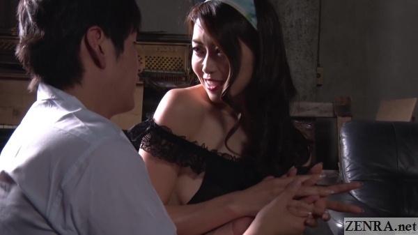postwar prostitute maki hojo with new customer