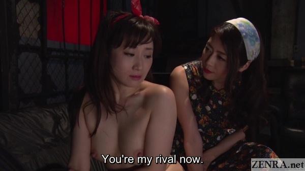 rivals in postwar japan maki hojo and yuu kawakami