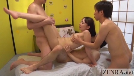 japanese bicycle gangbang party mana makihara