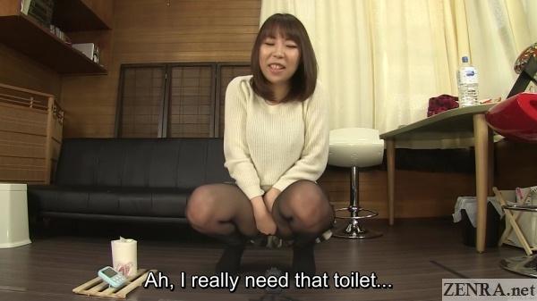 Jav pee desperation challenge massive failure subtitled 4
