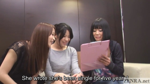 mao mizusawa and uta kohaku interview new lesbian friend