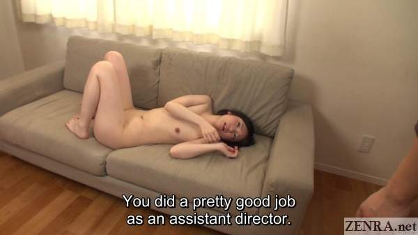 post coitus japanese assistant director new hire told to get back to work