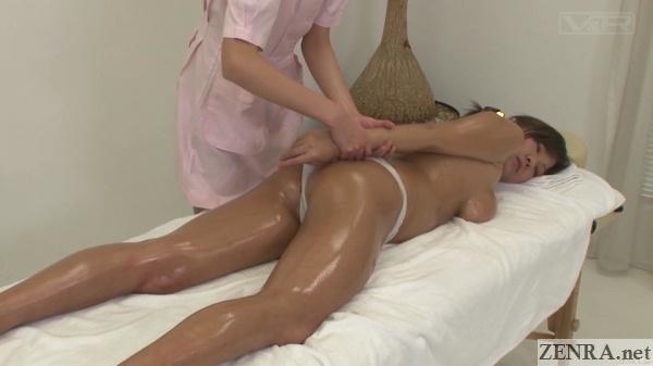 cfnf prone japanese massage