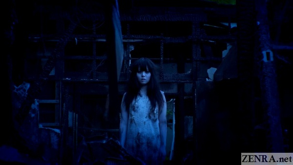 japanese horror av the wide eyed woman nagomi