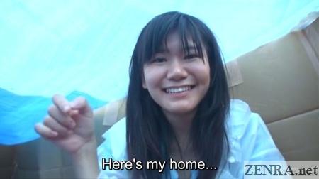 yuuko homeless japanese av star