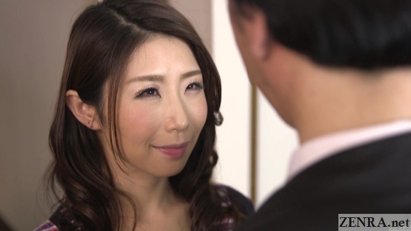 shinoda ayumi with husband