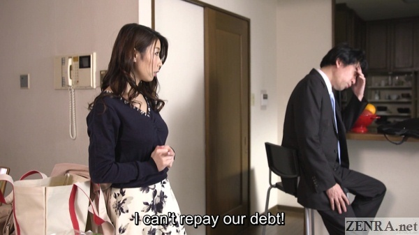 debt payback failure japanese household in jeopardy