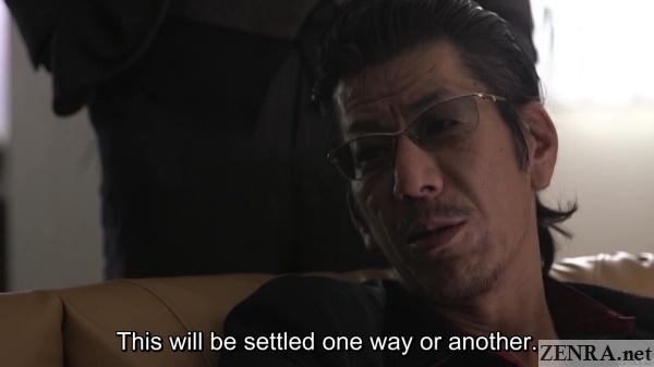 japanese yakuza always settle their matters