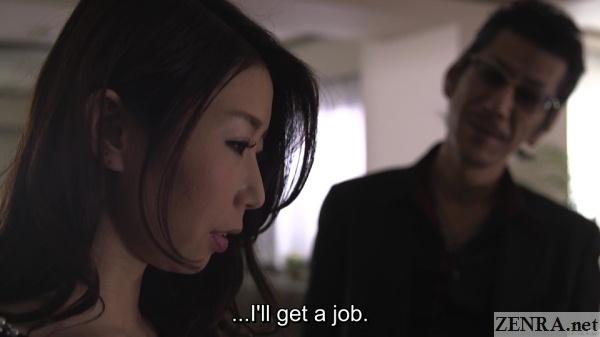 ayumi shinoda offers to work to pay off debt