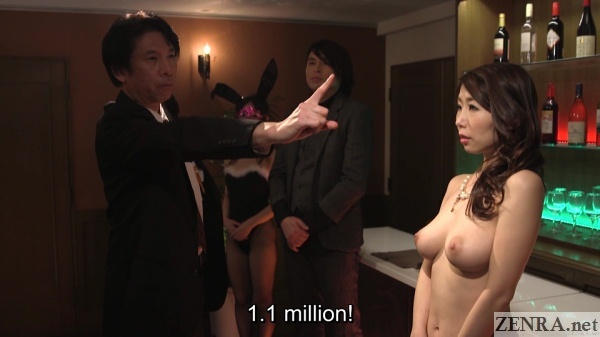 stark naked japanese wife auction