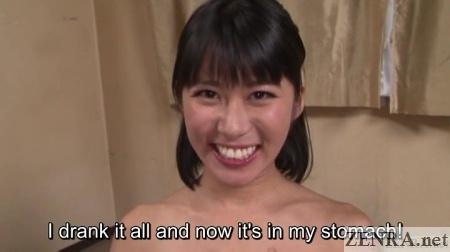 misaki oishi gokkun finale complete