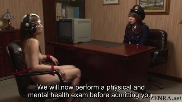 cfnf bizarre japanese stark naked interrogation