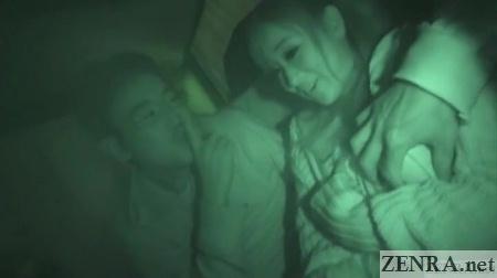 yuu kawakami secretly groped on bus