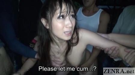 yuu kawakami extreme outdoors sex party