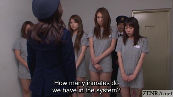 secret prison inmate lineup