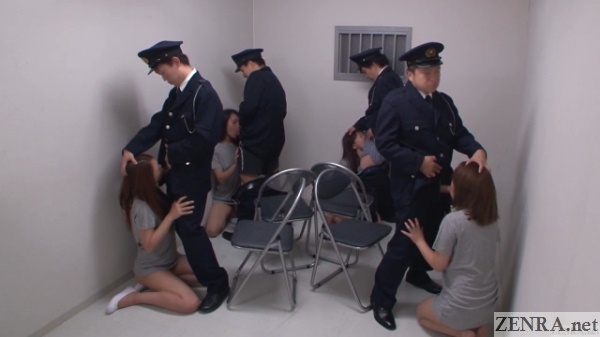 female inmates weird japanese prison musical blowjobs