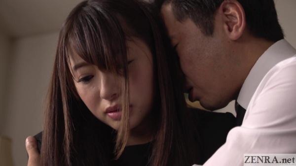 saki hatsumi with osamu san