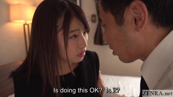 questionably unfaithful saki hatsumi