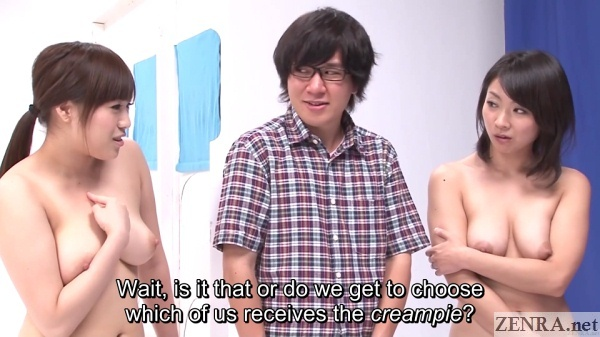 cmnf japanese game show creampie penalty game