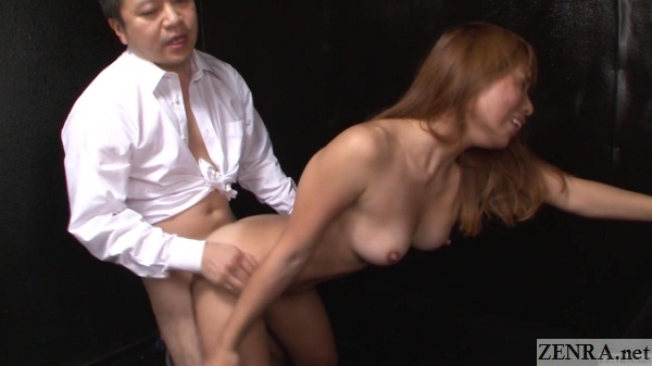 very pointy nipples japanese tan inmate sex from behind