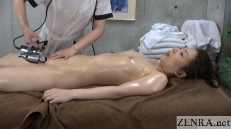 aroma sonic vibration machine cfnf massage in japan