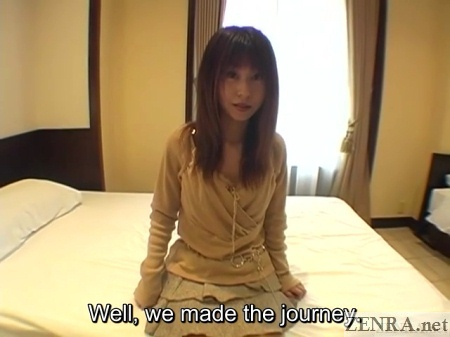 love hotel with japanese wife