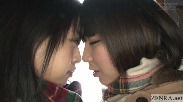 mamika momohara and koharu aoi