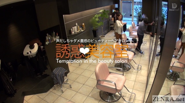 hanasaki ian temptation beauty salon