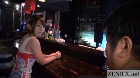 nanase otoha bar girl
