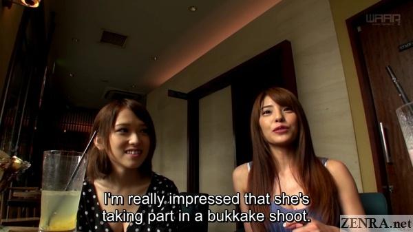 cafe meeting sora shiina nanako tsukishima