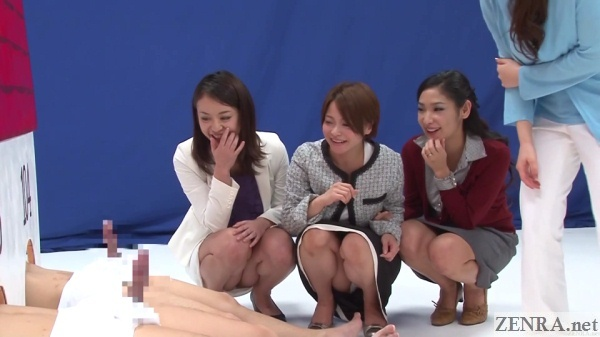 jav cfnm clothed young mothers eye down erections