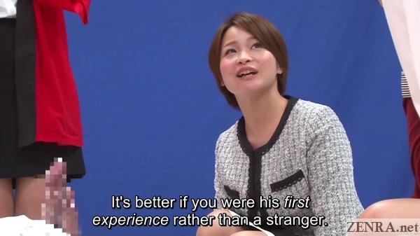 fantastic first time sex advice from yuu haruka