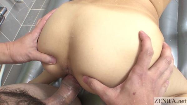 spread butt jav soapland queen sex uncensored