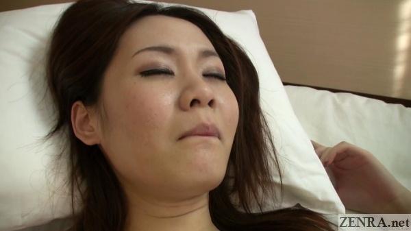 hiromi aoyama orgasm face